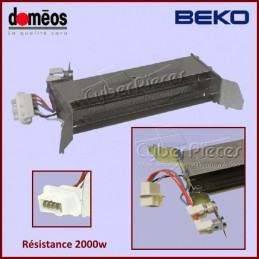 Résistance 2000w 230v 2957500400 CYB-067881