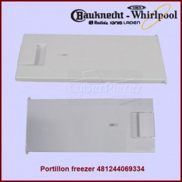 Portillon freezer Whirlpool...