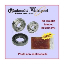 Kit Palier Roulements + joints Whirlpool CYB-415262