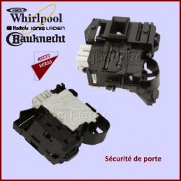 Sécurité de porte Whirlpool...
