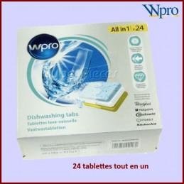 24 Tablettes Lave-Vaisselle tout en un CYB-178846