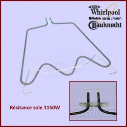 Résistance de Sole 1150w Whirlpool 481010551720 CYB-209076