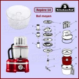 Bol moyen Kitchenaid W10597702 CYB-035569