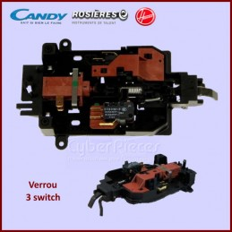 Verrou 3 switch Candy 41014774 CYB-252706