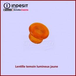 Lentille Temoin lumineux Jaune Indesit C00036428 CYB-047289