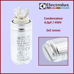 Condensateur 6,0µF (6mF) 450V CYB-117401
