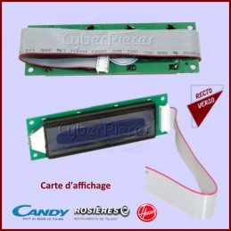Carte d'affichage Candy 91201462 CYB-111010