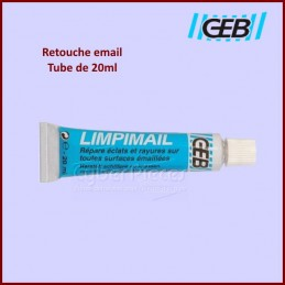 Retouche Email Limpimail Blanc tube 20ml CYB-233224