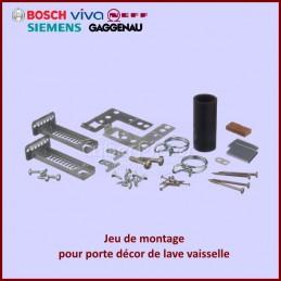 Jeu de montage Bosch 00602186