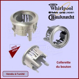 Support bouton Whirlpool 481241129017 CYB-188753
