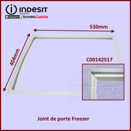 Joint de porte Freezer 530x404 Indesit C00142517 CYB-059350