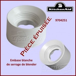 Embase Blanche Kitchenaid...