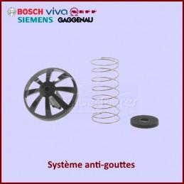 Clapet d'étanchéité filtre à café Bosch 00622050 CYB-181433