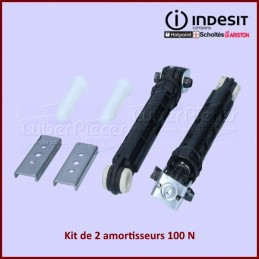 Kit 2 amortisseurs Indesit C00309597 CYB-059091