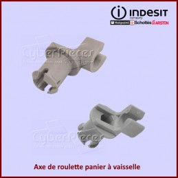 Axe de roulette seul Indesit C00257142 CYB-055833