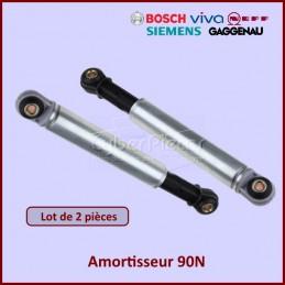 Lot de 2 amortisseurs 90N Bosch 00118869 CYB-279925