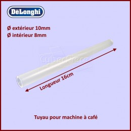 Tuyau de liaison 16cm Delonghi 5332259800 CYB-324335