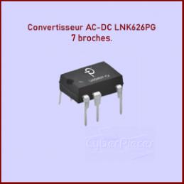 Lot de 5 Convertisseurs AC-DC LNK626PG 7 broches CYB-115148