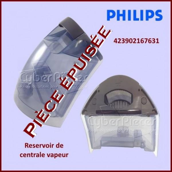 Réservoir eau centrale vapeur PHILIPS GC955002