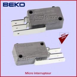 Micro interrupteur Beko 1761940200 CYB-304160
