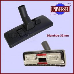 Brosse aspirateur Combinée Diam 32mm CYB-017992