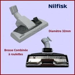 Brosse Combinée à roulettes Nilfisk 1408492510 CYB-055864