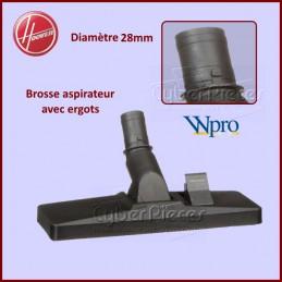 Brosse aspirateur Combinée Diam 28mm CYB-018036
