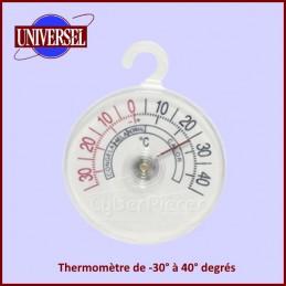 Thermomètre rond de -30 à +40° CYB-144698