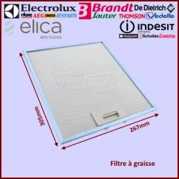Filtre à graisse 305x267mm CYB-159777