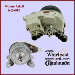 Moteur Askoll H15+PFC Whirlpool 481010584356 CYB-043472