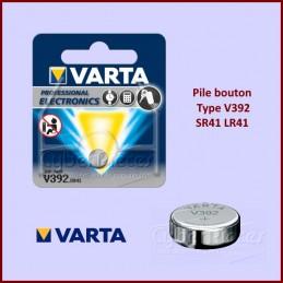 Pile bouton Varta 1,55V Type V392 SR41 LR41 CYB-290111
