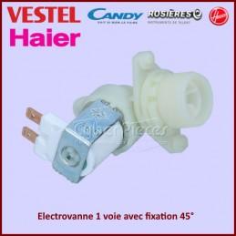 Electrovanne 1 voie fixation 45° CYB-144995