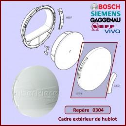 Cadre extérieur de hublot Bosch 00445736 CYB-291781