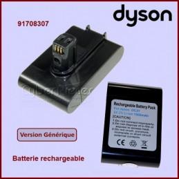 Batterie Dyson 91708307 - Bouton poussoir CYB-255592