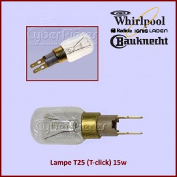 Ampoule Tclick T25 - 15w - 2 cosses CYB-013970