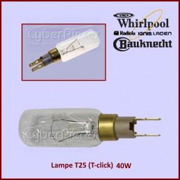 Ampoule Tclick T25 - 40w - 2 cosses CYB-079280