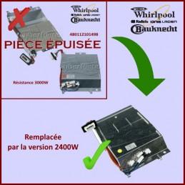 Resistance 3000W 230V - 480112101498 GA-175623