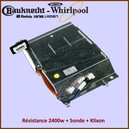 Résistance 2400w Whirlpool...