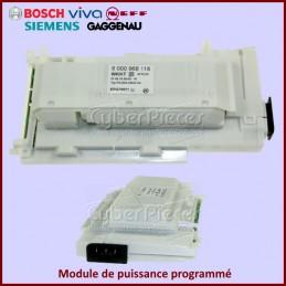 Carte électronique de Commande Bosch 12007363 CYB-269124