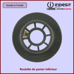 Roulette de panier Indesit C00386605 CYB-236966