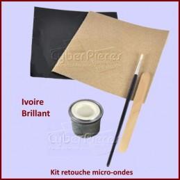 Peinture alimentaire Ivoire intérieur Micro Onde CYB-210843