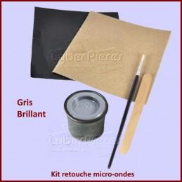 Peinture alimentaire Grise intérieur Micro Onde CYB-202176