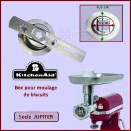 Bec moulage biscuits de noël adaptable Kitchenaid Jupiter CYB-107808