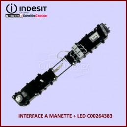 Interface à manette + Led Indesit C00264383 CYB-345446