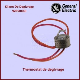 Klixon De Degivrage WR50X60 CYB-112789
