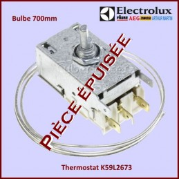 Thermostat Electrolux...