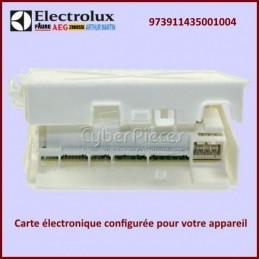 Carte electronique EDW1X configuré Electrolux 973911435001004 CYB-238304