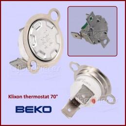 Klixon thermostat 70° Beko 263410018 CYB-424004