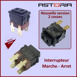 Interrupteur Marche - Arret 2 Cosses 500592111 CYB-087995