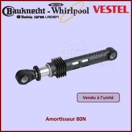 Amortisseur 80N Vestel 47001197 / 47010522 CYB-116336